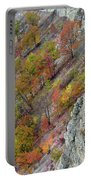 Letchworth Falls State Park Fall Colors Portable Battery Charger