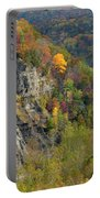 Letchworth Falls State Park Gorge Portable Battery Charger