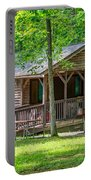 Letchworth State Park Cabin Portable Battery Charger