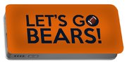 Let's Go Bears Portable Battery Charger