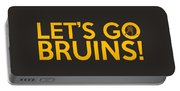 Let's Go Bruins Portable Battery Charger