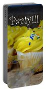 Let's Party Cupcakes Portable Battery Charger