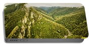 Leven Canyon Reserve Tasmania Portable Battery Charger
