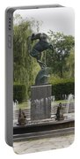 Levi L. Barbour Memorial Fountain Portable Battery Charger