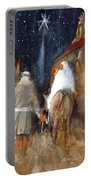 Liberty - Arriving In Bethlehem Portable Battery Charger