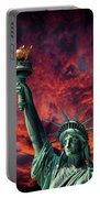 Liberty On Fire Portable Battery Charger