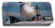 Liberty Of An Pacific Gull Portable Battery Charger