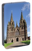 Lichfield Cathedral Portable Battery Charger