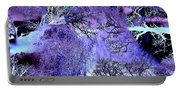 Life In The Ultra Violet Bush Of Ghosts  Portable Battery Charger