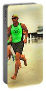 Lifeguard Runners Portable Battery Charger