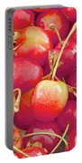 Life's A Bowl Of Cherries Portable Battery Charger