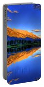 Life's Reflections Portable Battery Charger by Scott Mahon