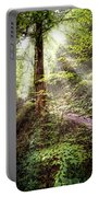 Light Along The Trail Portable Battery Charger