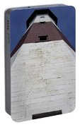 Light House At Montauk  Portable Battery Charger