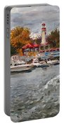 Light House Mississauga Portable Battery Charger