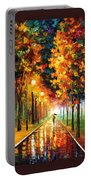 Light Of Autumn Portable Battery Charger