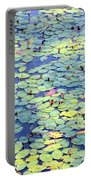 Light On Lily Pads Portable Battery Charger