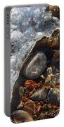 Light On Rocks And Ice  Portable Battery Charger