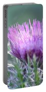 Light On Thistle Portable Battery Charger