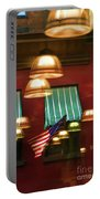 Light Reflection Nyc Canopy  Portable Battery Charger