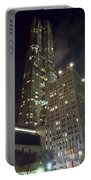 Light Up The City Portable Battery Charger