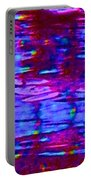 Lighthouse Abstract Portable Battery Charger