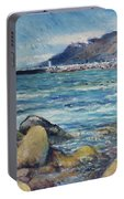 Lighthouse At Kalk Bay Cape Town South Africa 2016 Portable Battery Charger