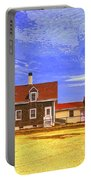 Lighthouse Cape Cod Portable Battery Charger