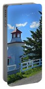 Lighthouse Landscape Four Portable Battery Charger