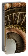 Lighthouse Stairs Cape Blanco Oregon 2 Portable Battery Charger