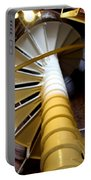Lighthouse Stairway Portable Battery Charger