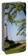 Lighthouse Summer Portable Battery Charger