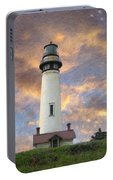Lighthouse Visitors Portable Battery Charger