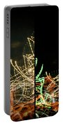 Lightpainting Quads Art Print Photograph 5 Portable Battery Charger