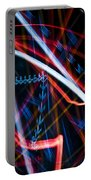 Lights Abstract6 Portable Battery Charger