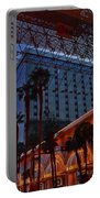 Lights In Down Town Las Vegas Portable Battery Charger