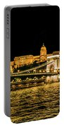 Lights Of Budapest Portable Battery Charger