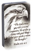 Like The Eagle Portable Battery Charger