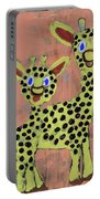 Lil Giraffes Portable Battery Charger