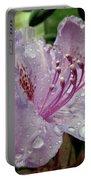 Lilac Azalea Portable Battery Charger