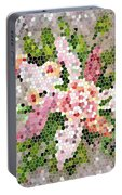 Lilac Bouquet II  Portable Battery Charger