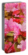 Lilac Candy Portable Battery Charger