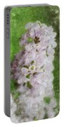 Lilac Dreams - Digital Watercolor Portable Battery Charger