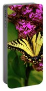 Lilac Landing Wall Art Portable Battery Charger