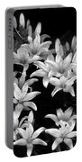 Lilies In My Garden Portable Battery Charger