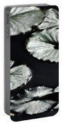 Lilies Of The Deep Portable Battery Charger