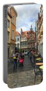 Lille Streets Series #2 Portable Battery Charger