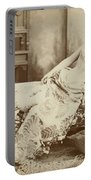 Lillie Langtry (1852-1929) Portable Battery Charger