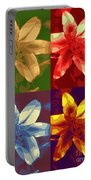 Lillies Of Four Portable Battery Charger