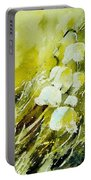 Lilly Of The Valley Portable Battery Charger